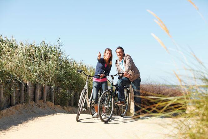 Auf Inseltour per Pedale  © Die Landpartie Radeln und Reisen
