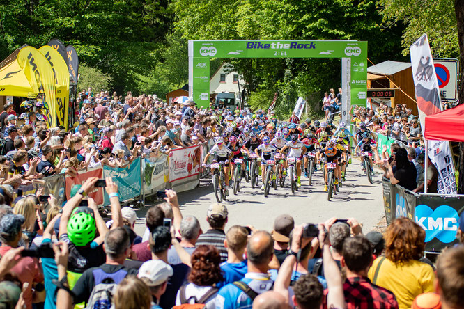 Bike the Rock - Heubach / Fotonachweis: Max Fuchs / EGO-Promotion
