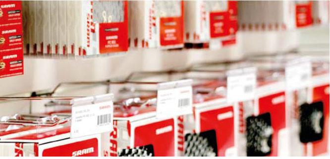 SRAM Vertrieb in Zukunft über Sport Import auch in Bulgarien und Rumänien präsent