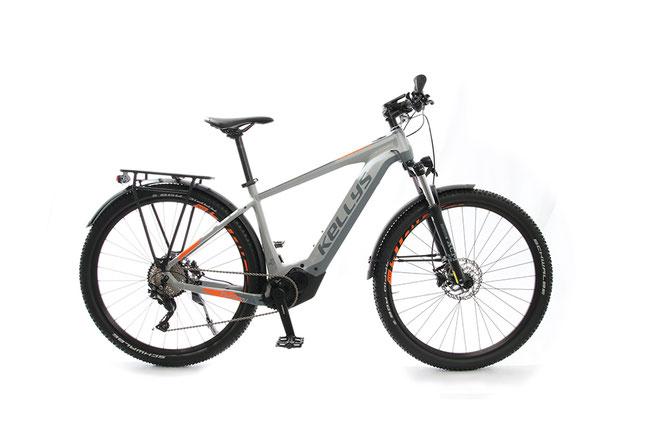 Touren-E-Bike Tygon 30 von Kellys ©Velototal