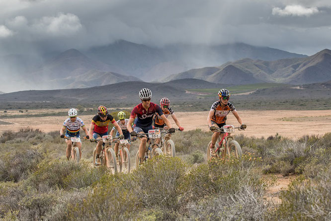 Foto @ Absa Cape Epic 2019