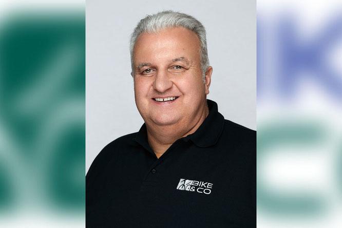 Volker Diehl - Mitglied der Geschäftsführung BIKE&CO