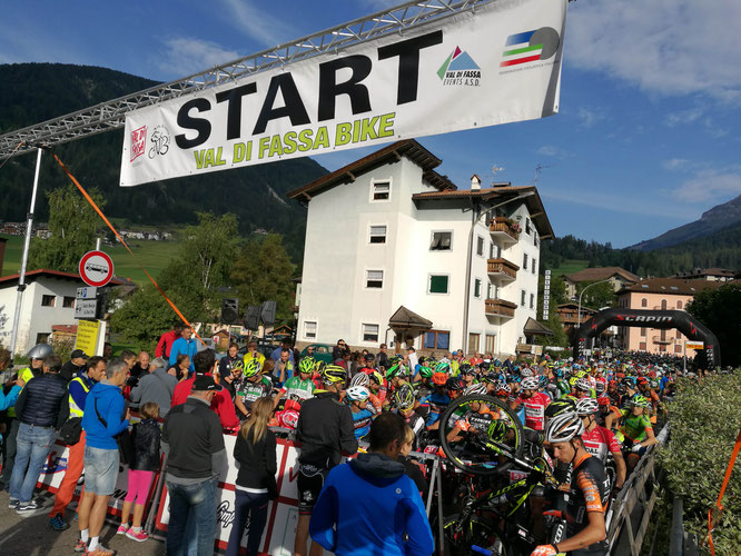Val di Fassa Marathon - MOENA / TRENTINO (ITA) - 09.09.2018