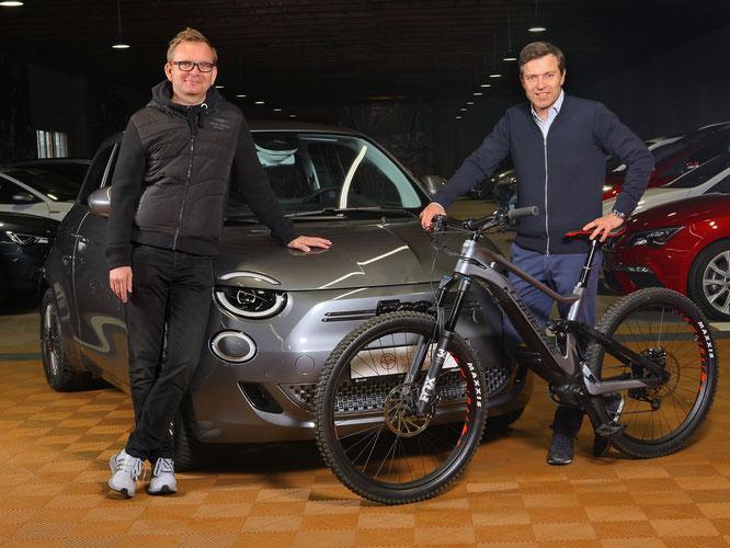 """""""eazybikes powered by eBike Abo"""" mit flexiblen Laufzeiten zu Vorzugskonditionen"""