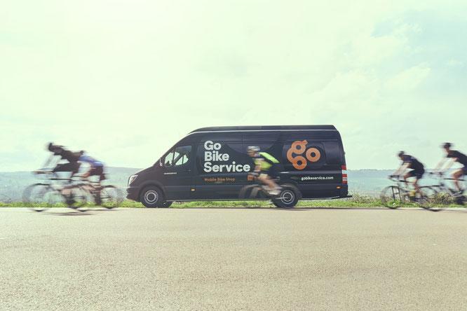Go Bike Service schließt Lücke zwischen Fachhandel und Online Vertrieb