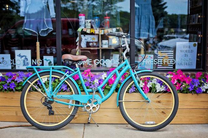 Retro-Radeln: Alte Trends erleben einen Auftrieb // ©Pixabay