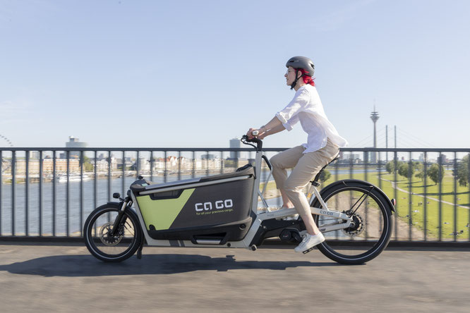 Lastenradhersteller Ca Go ©Ca Go Bike