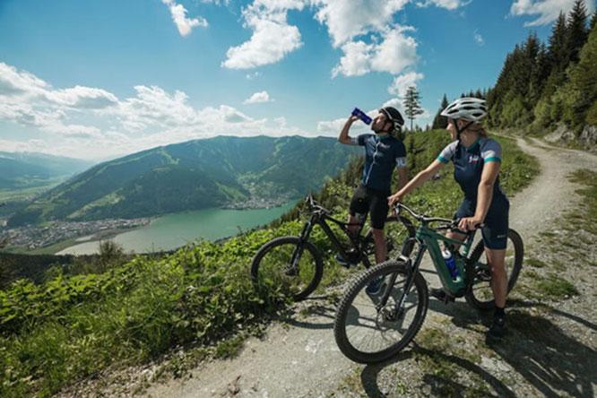 Zell am See-Kaprun - Ein Vorzeige-Tourismusprojekt mit Einbeziehung vieler lokaler Partner © bike-energy.com