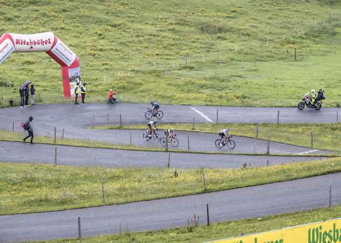 - Am 11. Juli feiert der Kitzbüheler Radmarathon seine Premiere (Copyright: Expa Pictures)