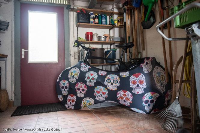 Fahrräder und E‑Bikes richtig einlagern
