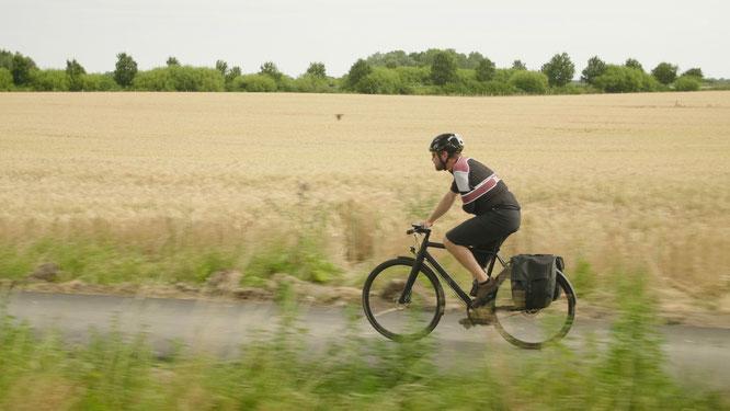 Den Anfang macht Thomas aus Deutschland, ein ehemaliger paralympischer Athlet