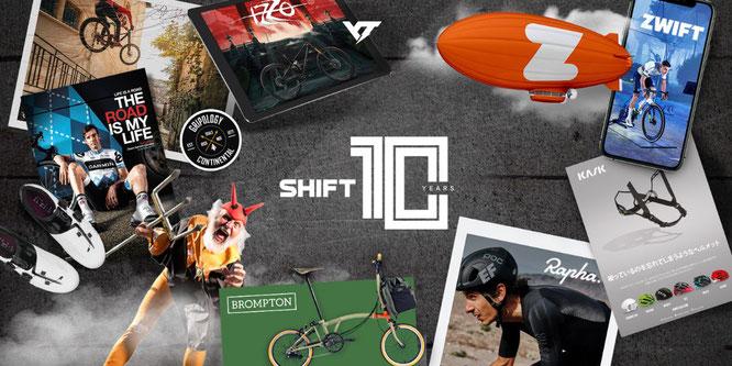 Shift Activ Media feiert 10-jähriges Bestehen - Eine Dekade von erstklassigem digitalen Marketing