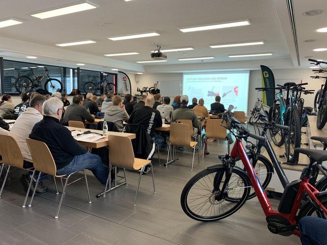 Die MSA Schulungen zu den Bike- und MTB-Marken BIONICON und TRENOLI bieten breitgefächertes und wertvolles Fachwissen.
