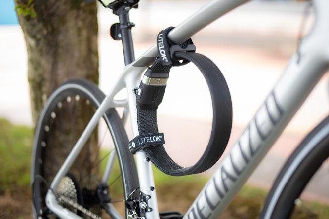 Universelle Rahmenhalterung für Litelok One Flexi-O und Litelok One Wearable