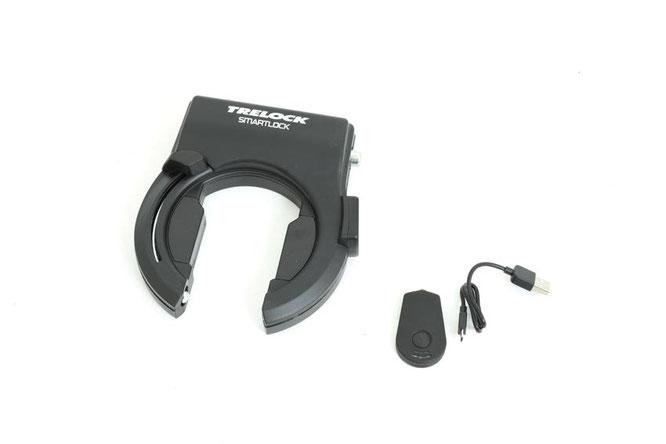 Trelock SL 460 Smartlock®, braucht keinen zusätzlichen Schlüssel