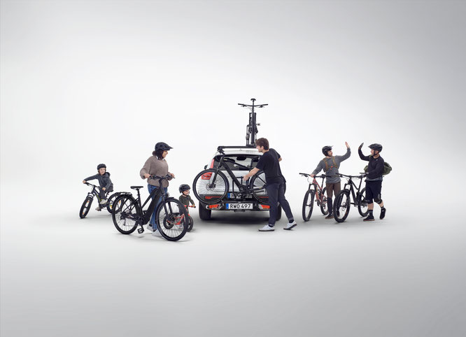 Mit Thule gut gewappnet für das nächste Bike-Abenteuer