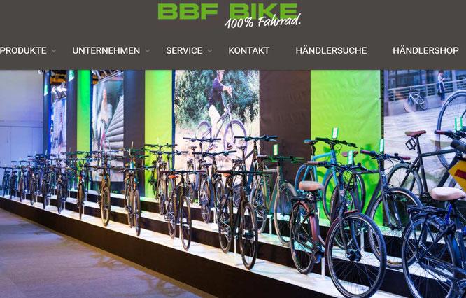 BBF-Bike setzt auf mehr Nachhaltigkeit.