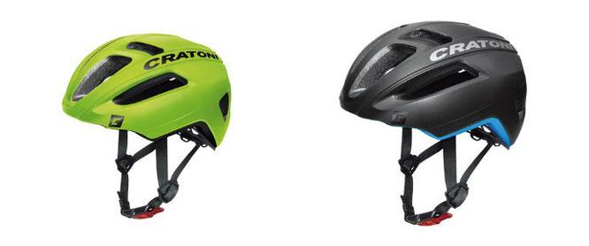 Foto: Cratoni / Der neue Performance-Helm C-PRO von CRATONI bietet Performance pur...