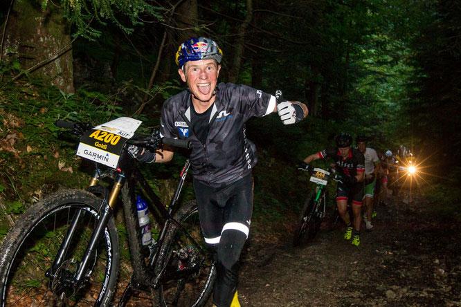 Andreas Goldberger nimmt bei der Salzkammergut-Trophy am 18. Juli wieder die Extremdistanz in Angriff ©Erwin Haiden