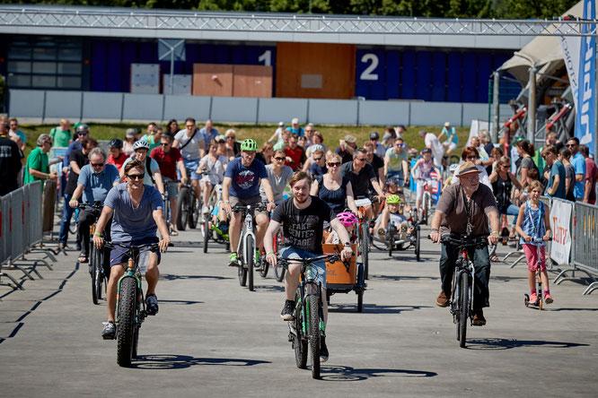 VELOFrankfurt: Das große Fahrradfestival lädt zum Erleben und Mitmachen ein
