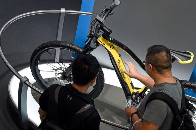 E-Mobilität auf der Eurobike - Gibt es ein Second Life für Batteriezellen? © Eurobike
