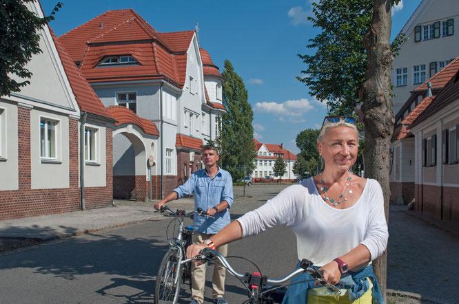 Gartenstadt Marga   Copyright: Tourismusverband Lausitzer Seenland, Nada Quenzel