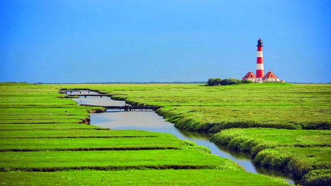 Küstenträume verwirklichen – jetzt wieder möglich zwischen Ostsee und Nordsee mit der Landpartie Radeln und Reisen  ©pixabay