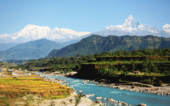 """Seit über 45 Jahren veranstaltet Hauser Exkursionen Nepal-Touren. Das Programm 2019 enthält 26 Reisen zum """"Dach der Welt"""". ©Hauser Exkursionen/Thomas Hartmann"""
