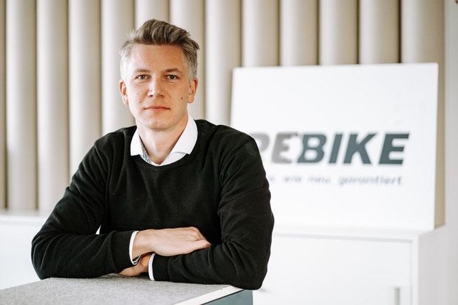 Andreas Schmidt übernimmt die Leitung des neu geschaffenen Bereichs Business Development