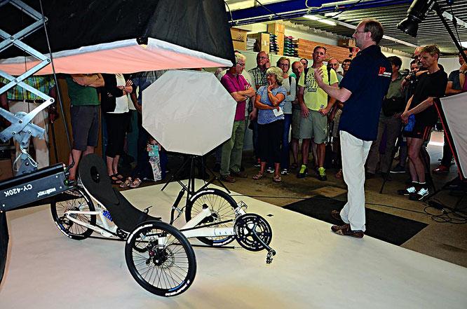 25 Jahre HP VELOTECHNIK, 2017 ausgezeichnet mit Bürgerpreis sowie Hessischem Exportpreis und Menschen, die mit Rädern aus Kriftel die aufregendsten Winkel der Welt erkunden: Die Liegeradmanufaktur hat 2018 viel zu feiern