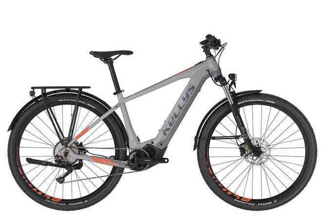 Fünf Fakten zum E-Bike-Trend: Nur wenige Cent Betriebskosten pro 100 Kilometer // ©Kellys Bike