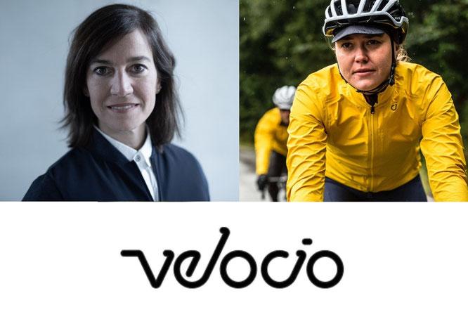 Velocio - Friederike -Ricky- Buckenlei (Head of Europe) und Line Gulliksen (Marketing Coordinator Skandinavien)