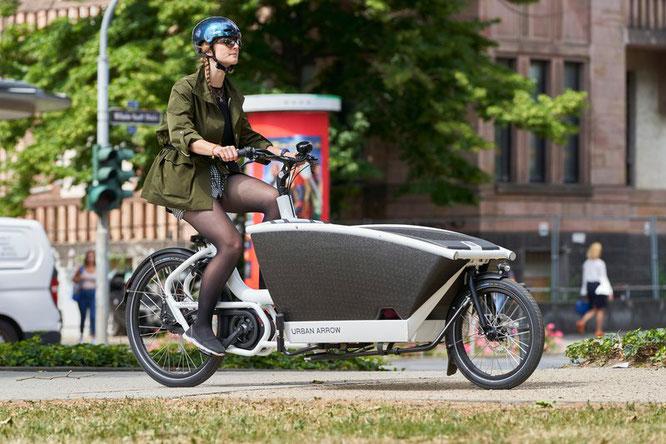 Cargo-Bike-Sonderfläche mit 32 Spezialisten – Starkes Wachstum im Cargo-Segment – Kompakte Lösungen nehmen Fahrt auf – Eurobike Academy thematisiert auch Lastenräder
