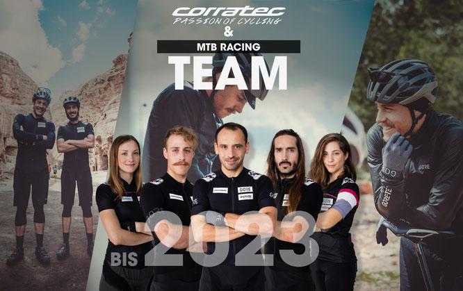 corratec verlängert Vertrag mit Mountainbike Racingteam und wird bei Olympia 2020 am Start stehen