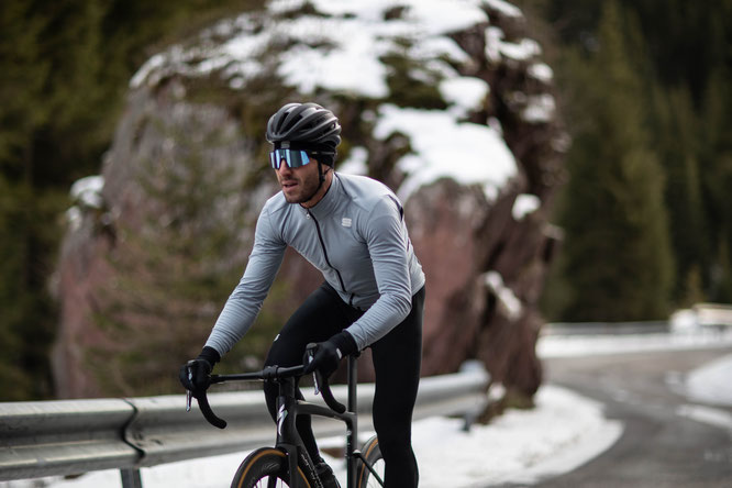 Upgrade für das Sportful Intensity Jacket dank Polartec Alpha und NeoShell