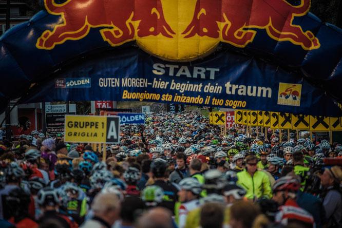 Ötztaler Radmarathon 2018 - 238 Kilometer und 5500 Höhenmeter durch das malerische Ötztal © Ötztal Tourismus