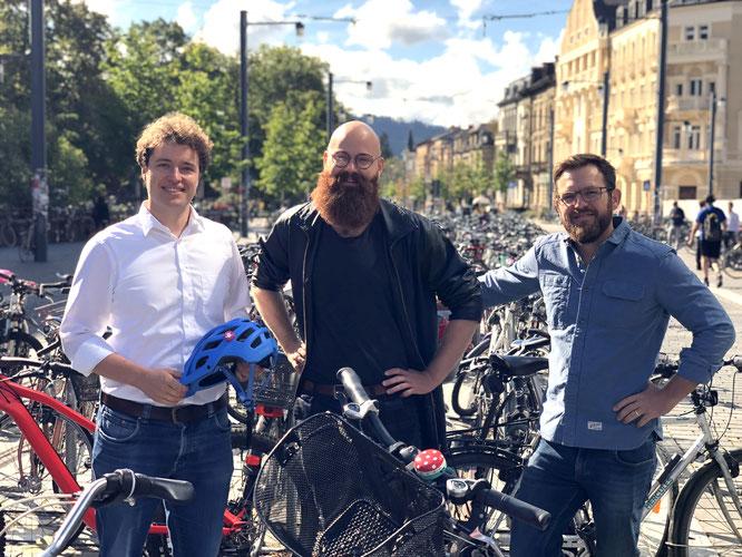 Tocsen - Team City-Fahrräder