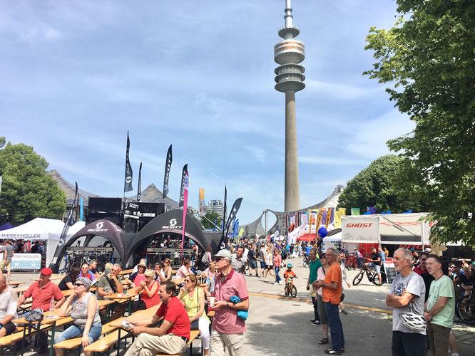 E BIKE DAYS München 2018 © E BIKE DAYS München