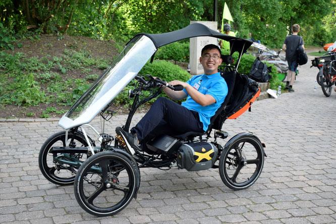 Die 24. Internationale Spezialradmesse lockt Insider, Fans und Neugierige gleichermaßen ins Spezialrad-Mekka Germersheim. Foto: Spezialradmesse