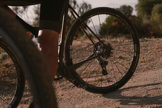 Continental Fahrradreifen ist Partner der Orbit360 Gravel Challenge