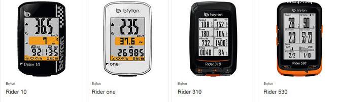 Bryton - Der GPS-Radcomputer für alle Ansprüche