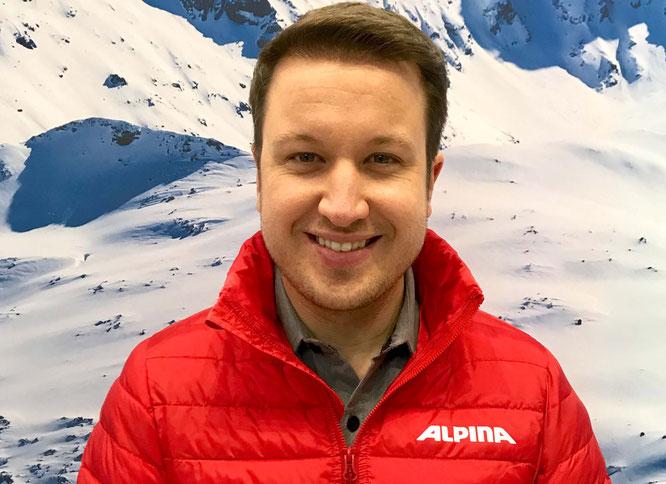 Andreas Rösner / Foto: Alpina