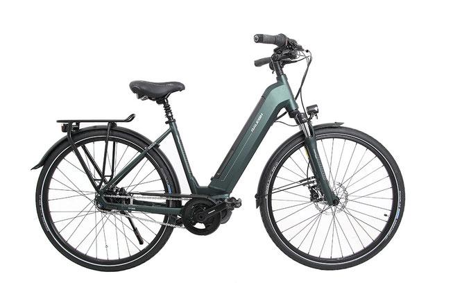 Raleigh bietet mit dem Sheffield 8 ein wunderschönes und solide gebautes Komfort-Fahrrad