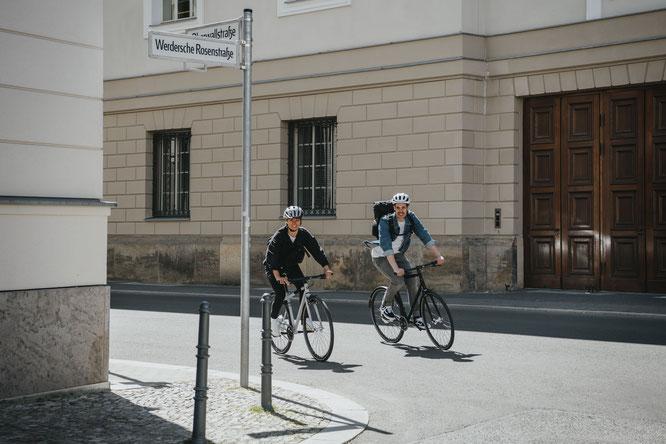 Fixie Inc. Backspin - Ein E-Bike für alle, die Minimalismus lieben und den urbanen Lifestyle leben.