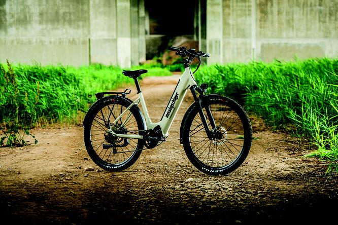 """Messingschlagers Premiere in dieser Bike Kategorie ist das """"MUC.C.al SUV"""""""