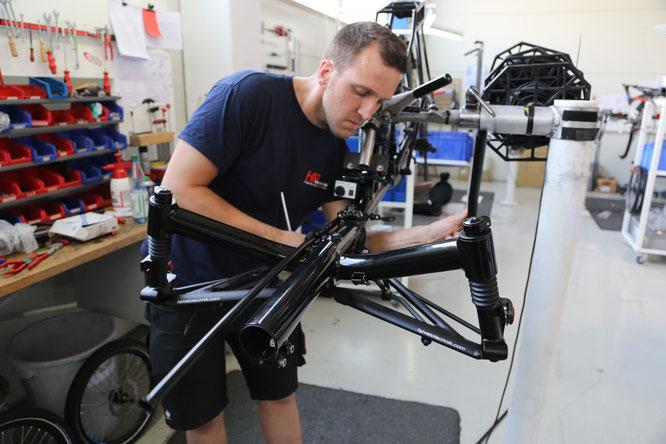 HP VELOTECHNIK bester Spezialradhersteller in Deutschland