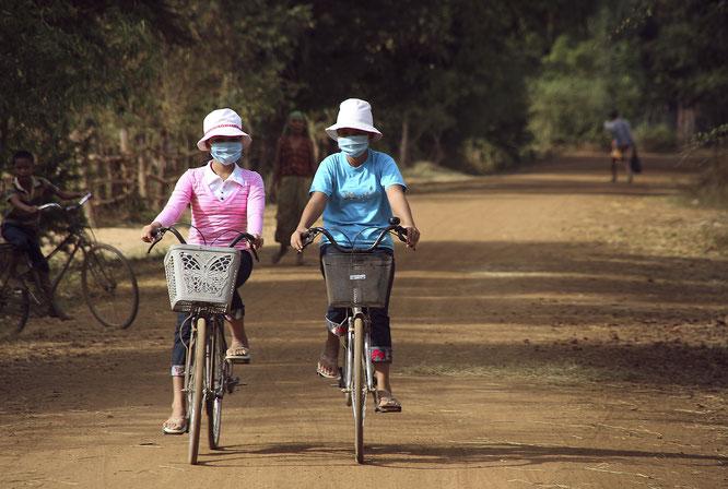 Rund 35 Prozent der Befragten planen, - zumindest in der nahen Zukunft - häufiger auf das Rad zu steigen. © Daniel Kirsch auf Pixabay