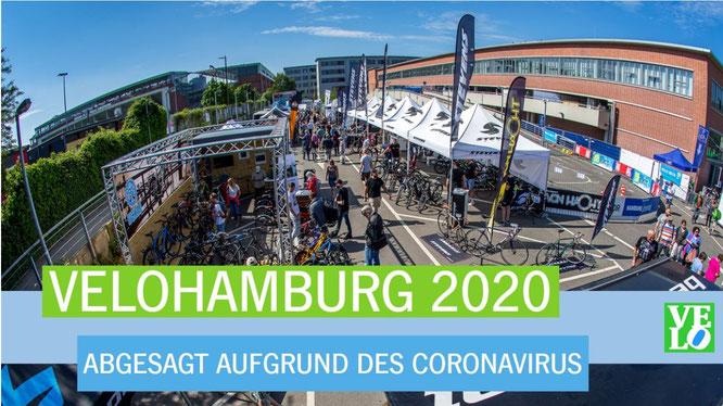 Die VELOHamburg 2020 wurde abgesagt. ©Velokonzept
