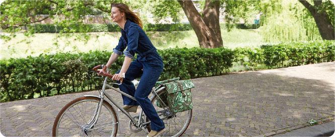 Bereite dein Rad mit dem Fahrradzubehör von Basil auf den Frühling vor