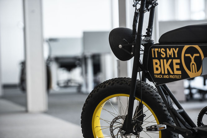 IT'S MY BIKE war 2019 die erste erfolgreich eingeführte Marke der IoT Venture GmbH.